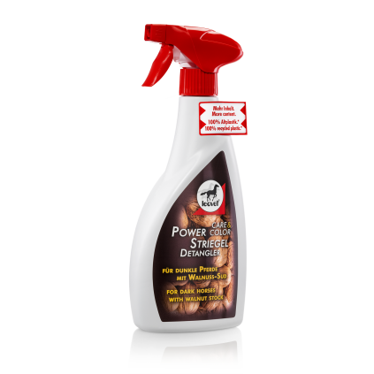 Power Walnut Detangler fra Leovet