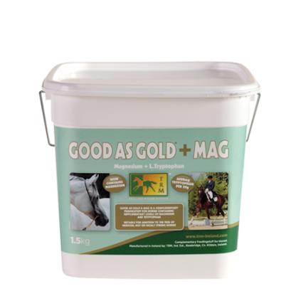 Good As Gold + Magnesium fra TRM