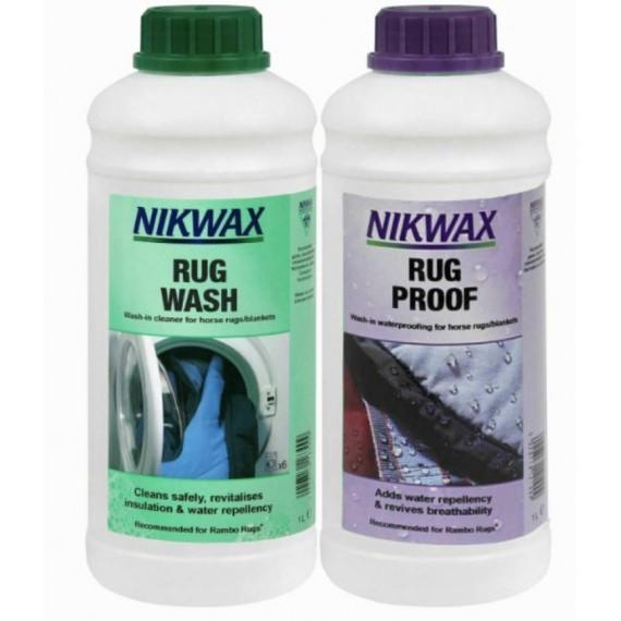 Vaskekit til dekken fra Nikwax