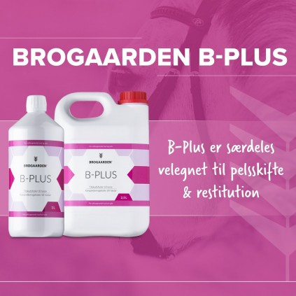 B-Plus Vitaminer fra Brogården