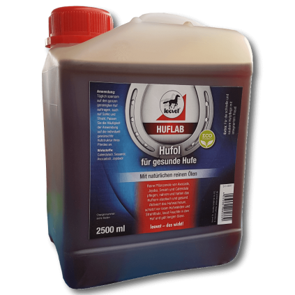 Hoof Oil fra Leovet - Refillkanne 2,5 liter