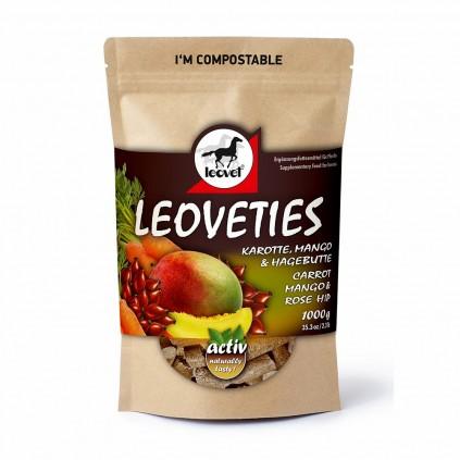 Leoveties Mango & Gulrot