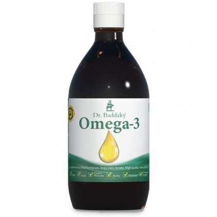 Omega-3 fiskeolje Dr.Baddaky