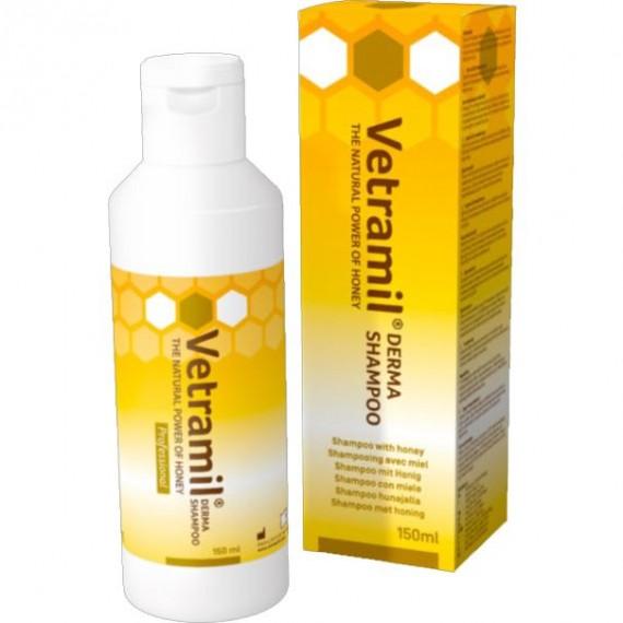 DermaShampo med honning fra Vetramil