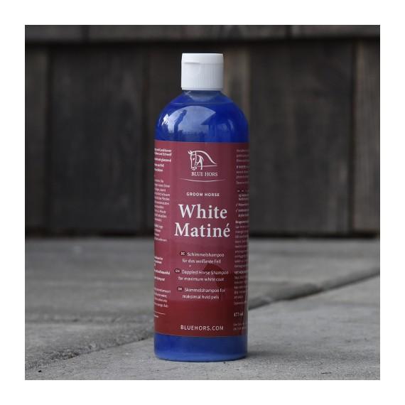 White Matiné shampo fra Blue Hors