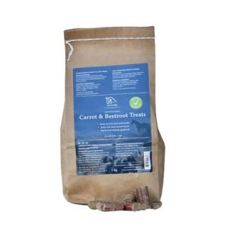 Carrot & Beetroot Treats fra Blue Hors