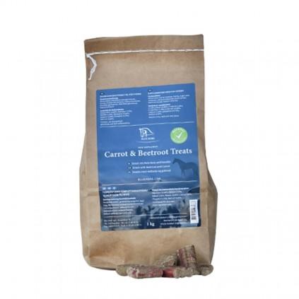 Blue Hors Carrot & Beetroot Treats