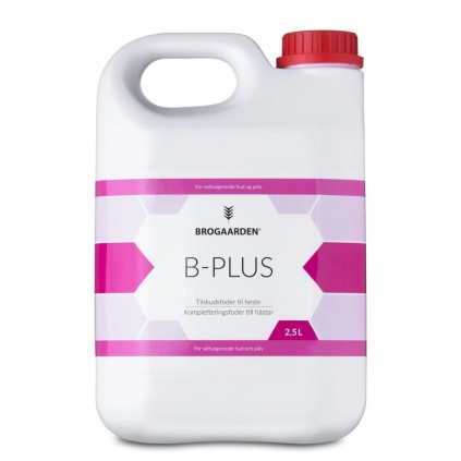 B-Plus vitaminer
