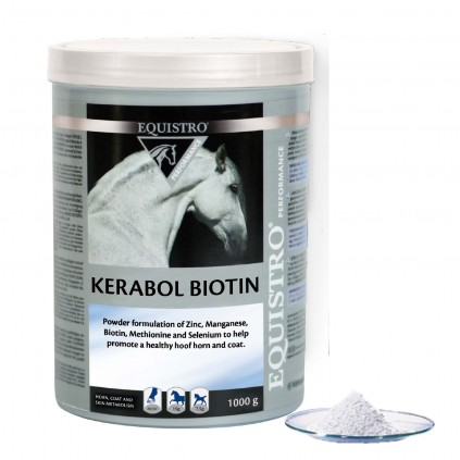 Kerabol Biotin fra Equistro