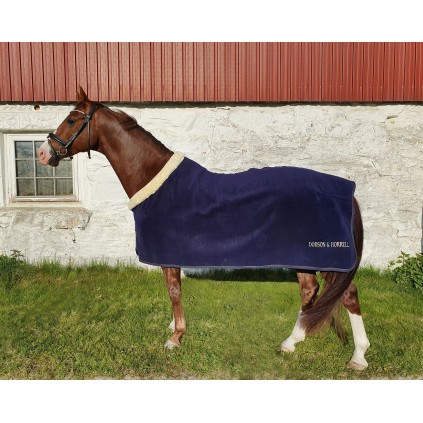 Kentucky Heavy Fleece Rug med Logo