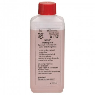 MELP vaskemiddel for Mattes produkter